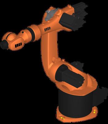 KUKA KR 16 3 robot
