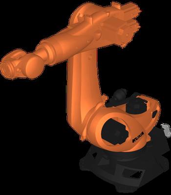 KUKA KR 180 R2500 extra robot