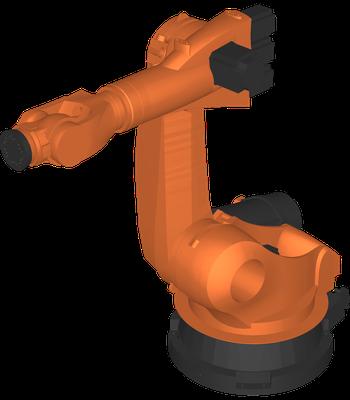 KUKA KR 210-2 robot