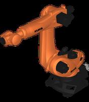 KUKA KR 210 R2700 extra robot