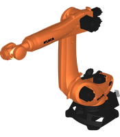 KUKA KR 210 R3100 ultra robot