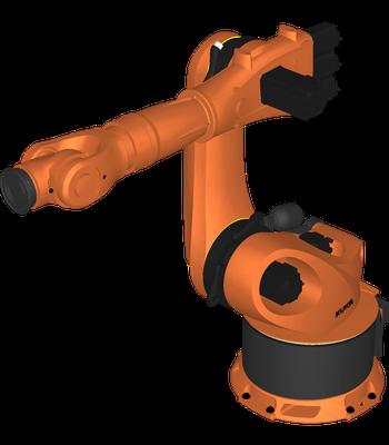 KUKA KR 240 R3330 robot