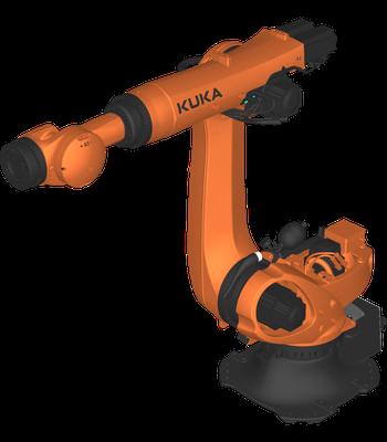 KUKA KR 250 R2700-2 robot