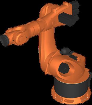 KUKA KR 280 R3080 robot