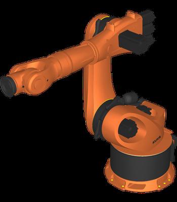 KUKA KR 340 R3330 robot