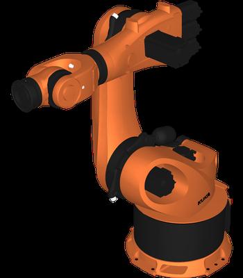 KUKA KR 360 3 robot