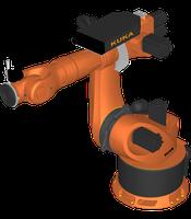 KUKA KR 480 R3330 MT-F K robot