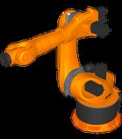 KUKA KR 480 R3330 MT-F robot