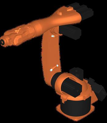 KUKA KR 5 arc robot