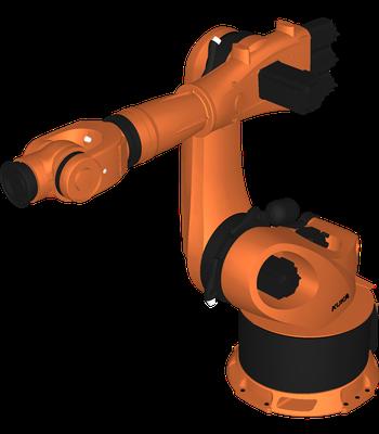 KUKA KR 500 L340 3 robot