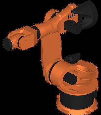 KUKA KR 500 L420 2 robot