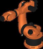 KUKA KR 500 L420 3 robot