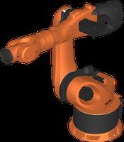 KUKA KR 510 R3080 robot