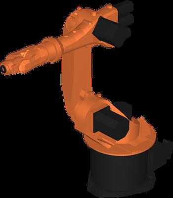 KUKA KR 6 2 robot