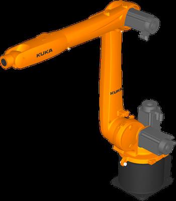 KUKA KR 6 R1820 Cybertech robot