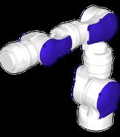 Motoman CSDA10F robot