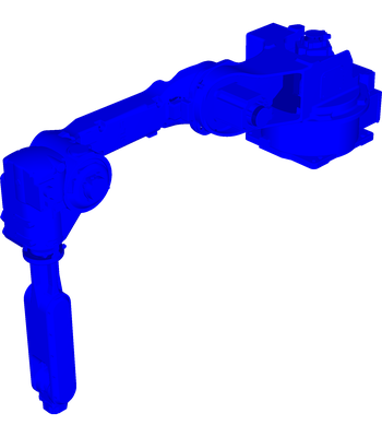 Motoman HP20RD robot