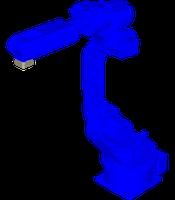 Motoman HP6 robot