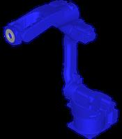 Motoman MA1440 robot
