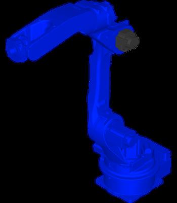 Motoman MH24 robot