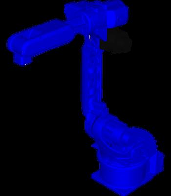 Motoman MH6 robot