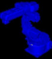 Motoman MH6S robot
