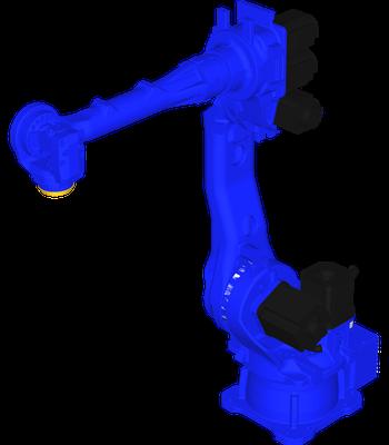 Motoman MPL80 robot