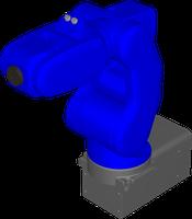 Motoman MotoMini robot