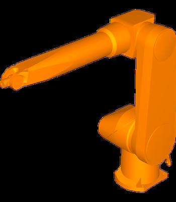 Staubli RX130XL robot