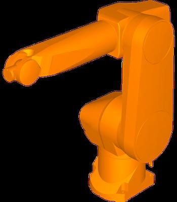 Staubli RX170L robot