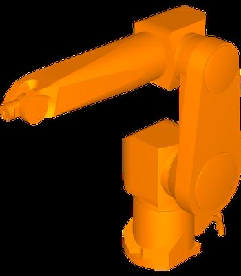 Staubli RX90BL robot