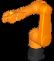 Staubli TX90L robot